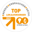 Top-Lokalversorger 2021 Strom+Gas