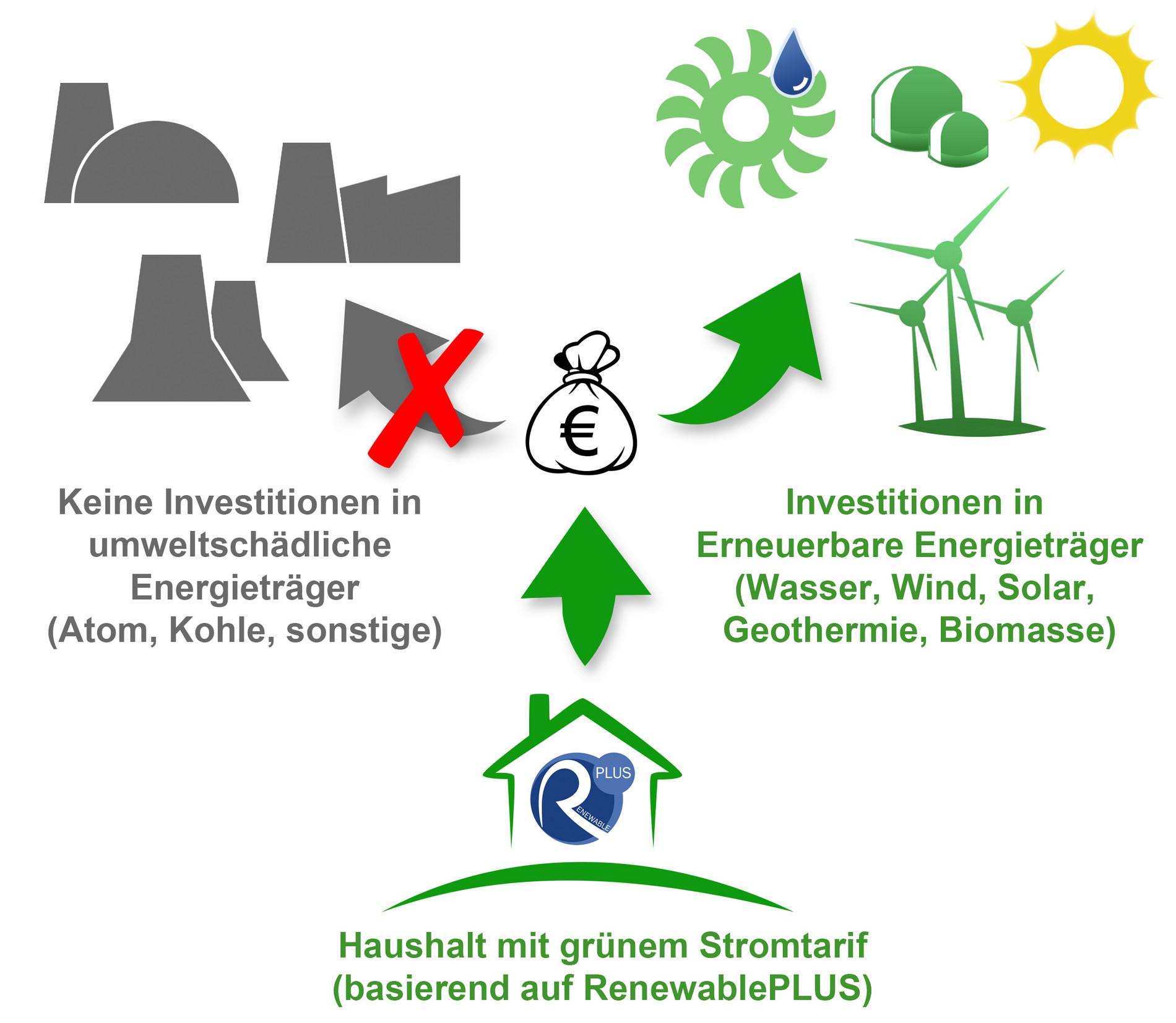 RenewablePlus Prinzip
