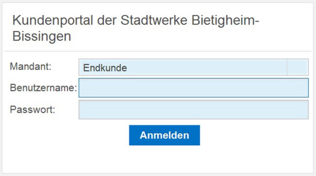 Lastgangdaten - Stadtwerke Bietigheim-Bissingen