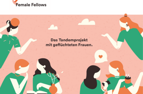 Logo Female Fellows