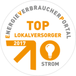 Top Lokalversorger 2017 Strom