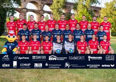 Das Team der SGBBM Bietigheim in der Saison 2019/2020