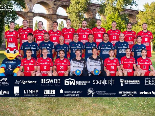 Team der SGBBM 2019/2020