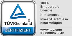 TÜV Rheinland Siegel
