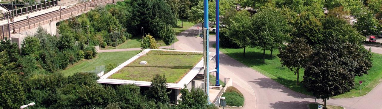 Blockheizkraftwerk Kreuzäcker in Bietigheim