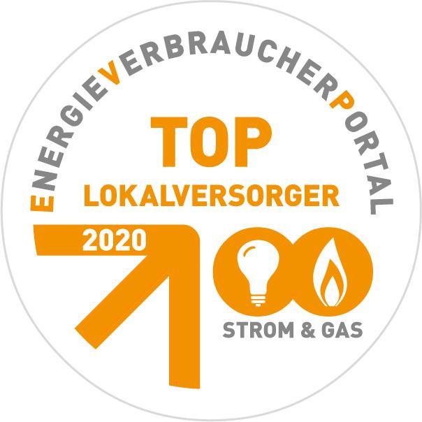 Top Versorger Gas