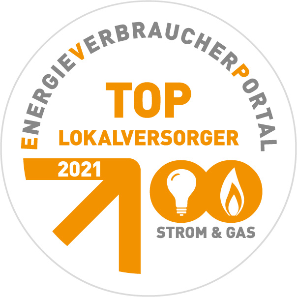 Top Versorger Gas