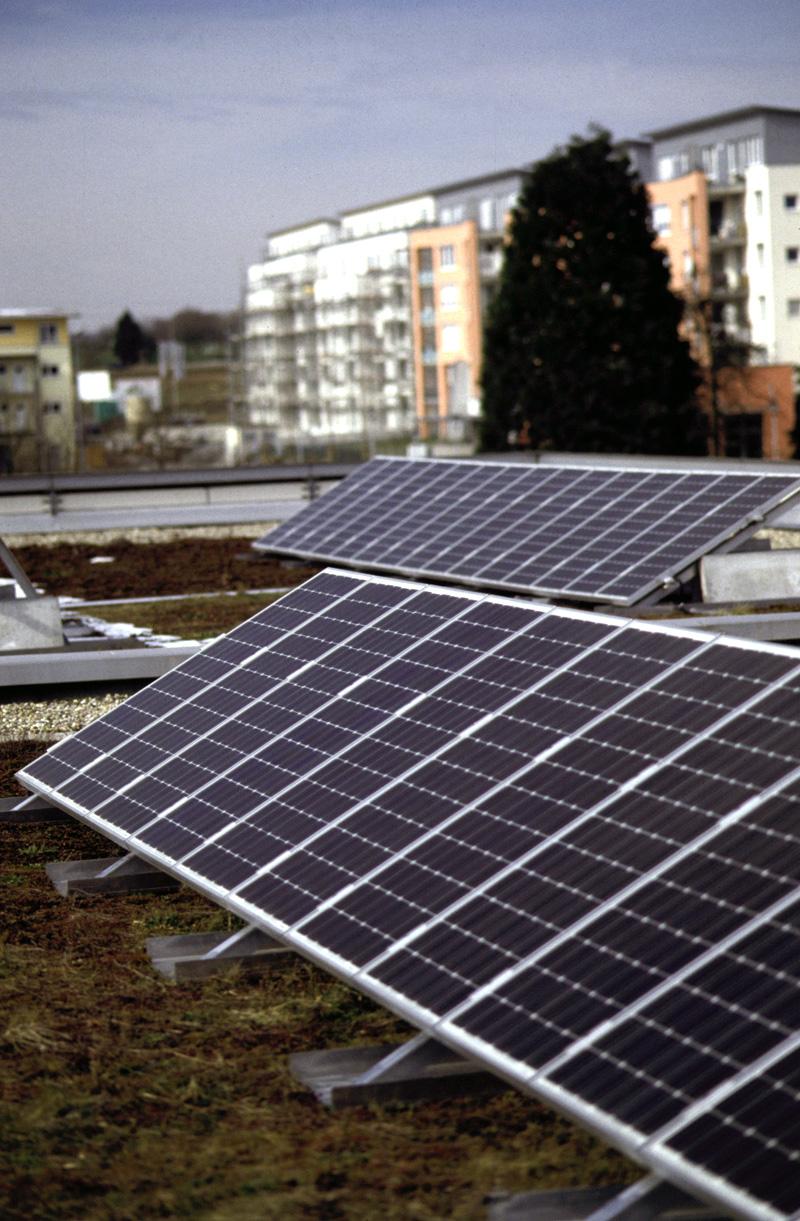 Energieeinkauf und Energieerzeugung