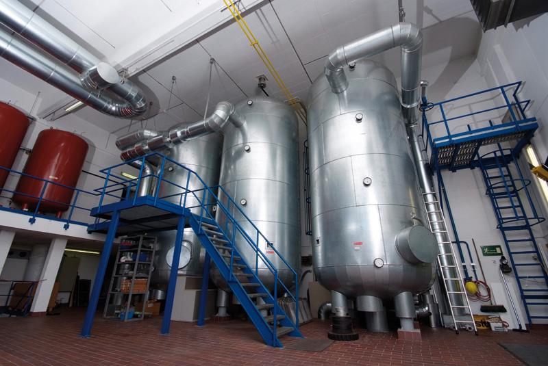 Wärmeversorgung und Energiecontracting
