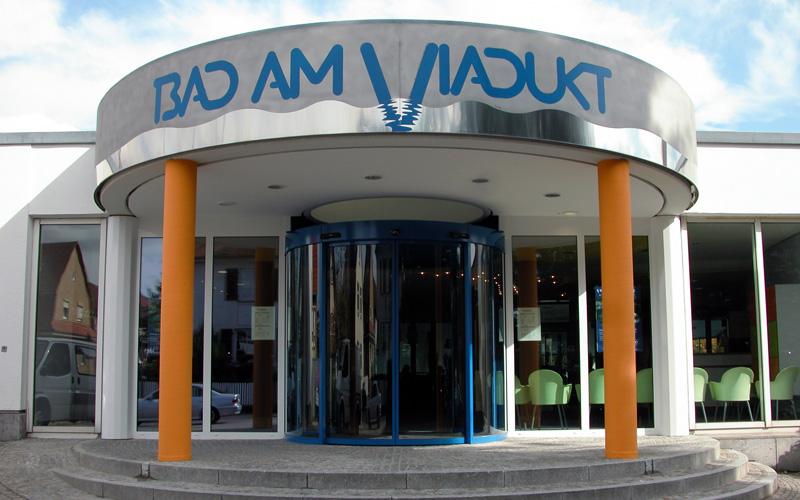 Bad am Vidaukt