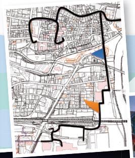 Unser Fernwärme-Netz Innenstadt