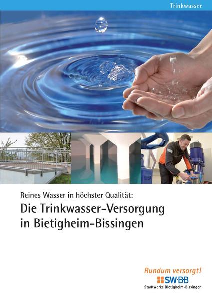 Trinkwasservroschüre