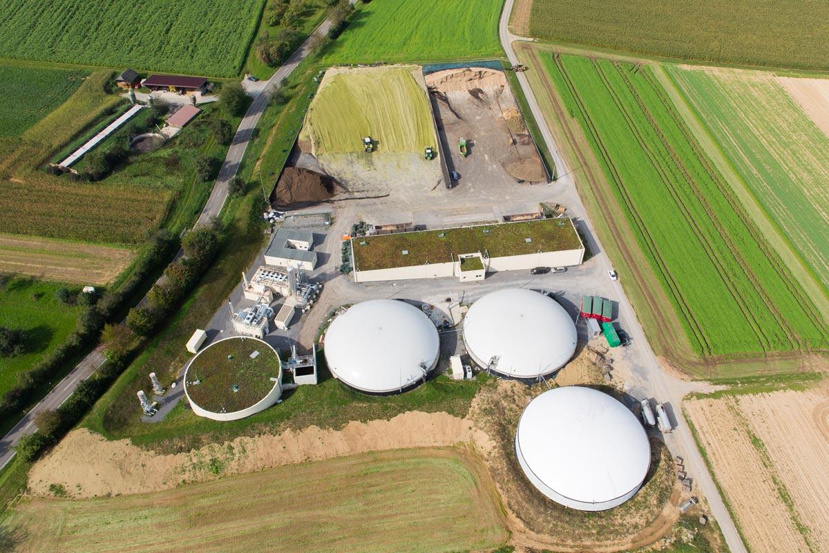 Biogasanlage Oberriexingen